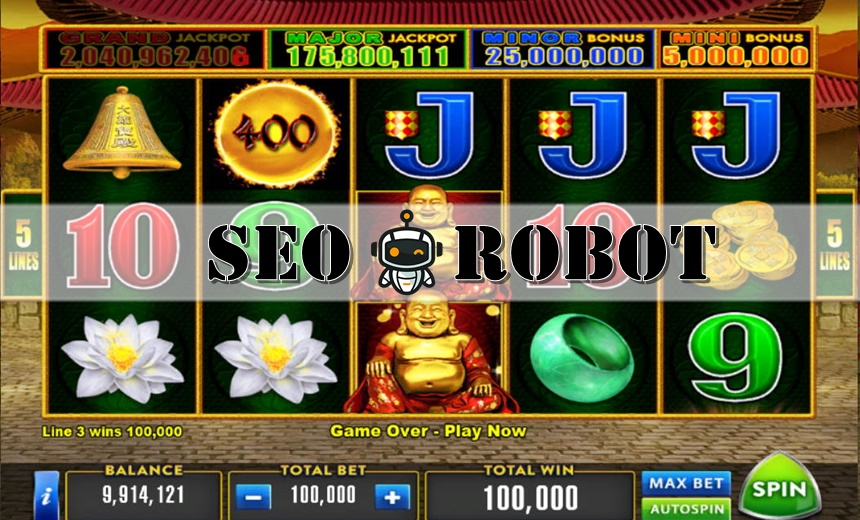 Bandar Slot Online Terpercaya Serta Terlengkap
